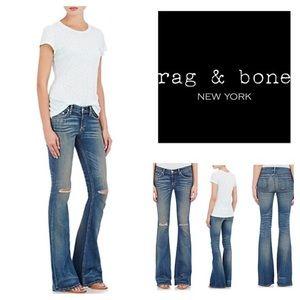 Rag & Bone Elephant Bell Jeans